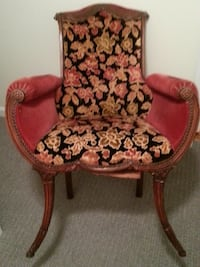 Two Antique Turn of the Century Queen Anne Chairs Ocala, 34476