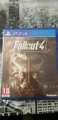Fall out4 ps4 6125 km