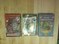 four assorted Pokemon trading cards Frederick, 21704
