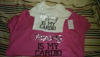 Motherhood Nursing Top & matching Baby Onesies set Toronto, M2J 2W3