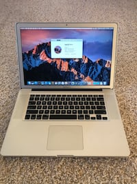 "MacBook 15"" i7 Greeley, 80634"