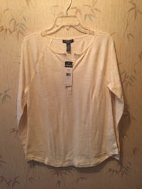 Women's chaps pullover top w/lace down sleeves-xl new Walla Walla, 99362