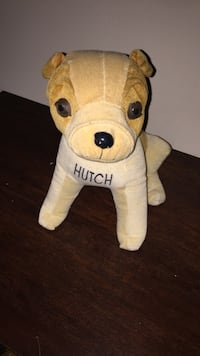 brown and white Hutch dog plush toy Woodbridge, 22191
