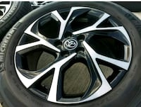 18 inch rims and tires (rav4) Oxon Hill, 20745