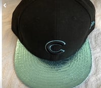 New Era Chicago Cubs Fitted Hat Ashburn, 20147