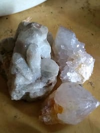 Spirit fairy quartz large clusters golden healer Tysons, 22102