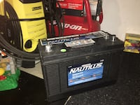 Nautilus deep cycle battery group 31