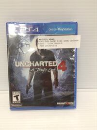 Sony ps4 uncharted, c: un