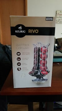 Keurig RIVO pack carousel Minot Air Force Base, 58704