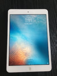 iPad mini silver 16gb  Palm Harbor, 34684