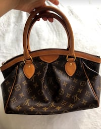 Authentic Louis Vuitton bag Belmont, 94002