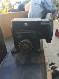 Dodge Tigear gear box