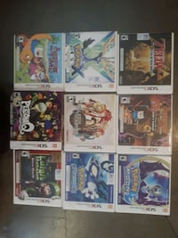 3DS games! Barrie, L4M 2N7