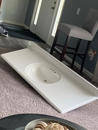 Brand new- 60 x 22 sink top  Indianapolis, 46256