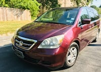 Pretty Burgundy 2007 Honda Odyssey •• Drives Excellent  Silver Spring
