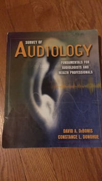 Survey of Audiology Fundamentals for Audiologists and Health Professionals Nitro