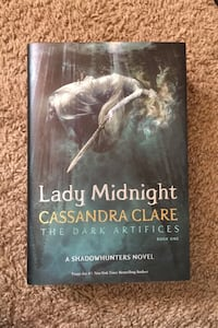 Lady Midnight-Hard Cover Hutchinson, 55350