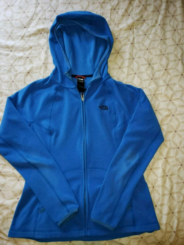 45b490ef427ecb Used The Northface zip-up hoodie for sale in Oakley - letgo