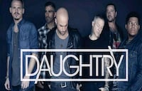 Daughtry  tickets