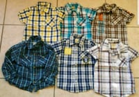 Boy Shirts Size 5t All $25 Excellent Condition Henderson, 89074