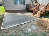 Rock hard custom concrete and design Lexington