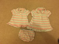 Baby girl outfit 36 km
