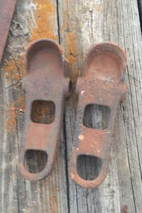 Antique diving shoes Rose Hill, 67133