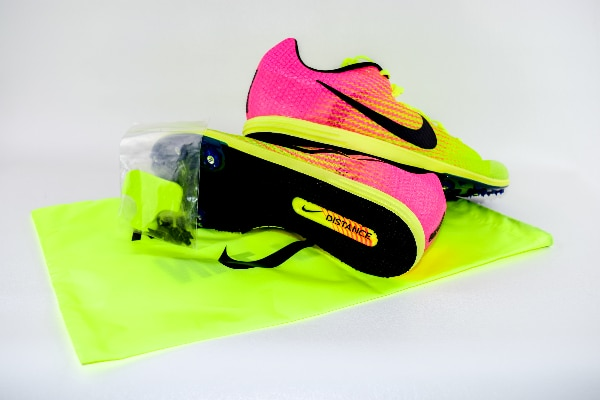 4a7b671544f8 Used Nike Neon n Pink Track Sz 13   11 for sale in Grand Prairie - letgo