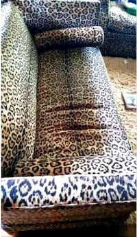 Your choice couch or sofa leopard fabric East Rockaway, 11518