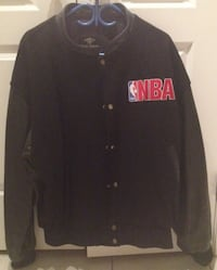 "NBA Jacket ""I love this stuff"". NBA"