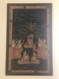 2 beautiful framed Pichwai Paintings Gainesville, 32601