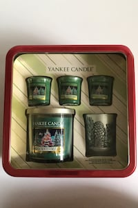 Yankee Candle Gift Tin Hoffman Estates, 60169