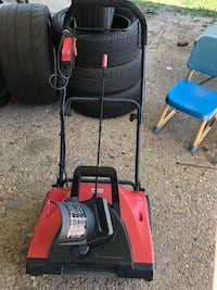Only used twice!  Powersmart electric snowblower Aurora, 80015
