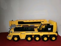 Toy State industrial Large Cat Mobile Crane Toy