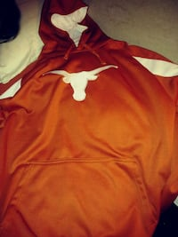 Longhorns hoodie LARGE men Dallas, 75212