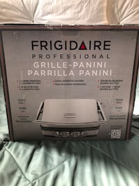 Panini Grill Never Used