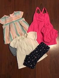 Cute girls 3 outfit bundle in size 24 months! Phoenix, 85339