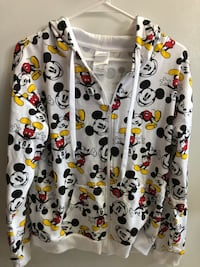 Mickey Mouse ZIP Up  Hoodie by Disney Layton, 84041