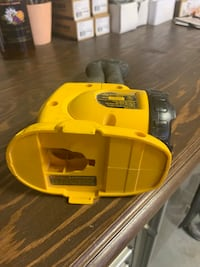 Dewalt Yellow and black power tool.