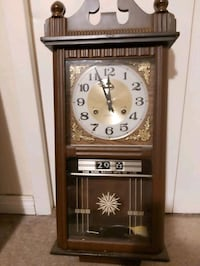 grandfather clock from the 1960 vintage  Kitchener, N2E