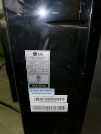 Portable air conditioner LG Henderson