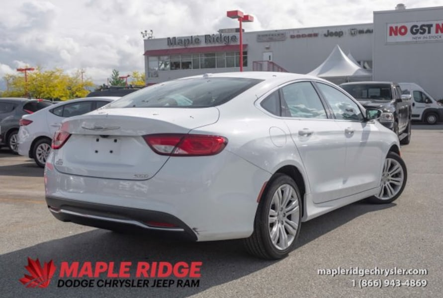 2016 Chrysler 200 Limited | Fully Loaded cecaf56a-3137-4093-8190-03afdd24eea0