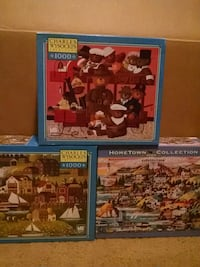 1000 piece puzzles Williamsport, 17701