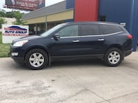 2012 Chevrolet Traverse FWD 4dr LT GUARANTEED CREDIT APPROVAL
