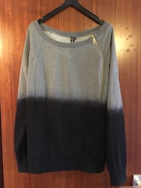 Ombre Pullover
