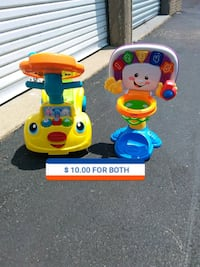 toddler's two assorted learning toys St. Peters, 63376