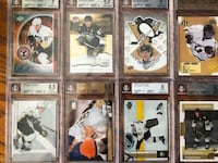 8-Sidney Crosby Graded Cards Toronto, M6H 2V8