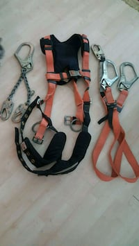 Harness lanyard and belly chains Mississauga, L5A 1H4