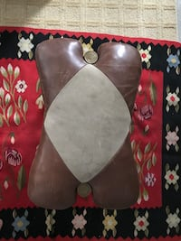 Brown and gray leather pad Rockville, 20852
