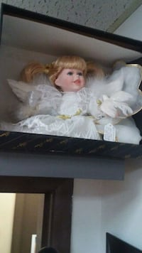 NEW in the Box Beautiful Angel Porcelain Doll Prescott Valley, 86314